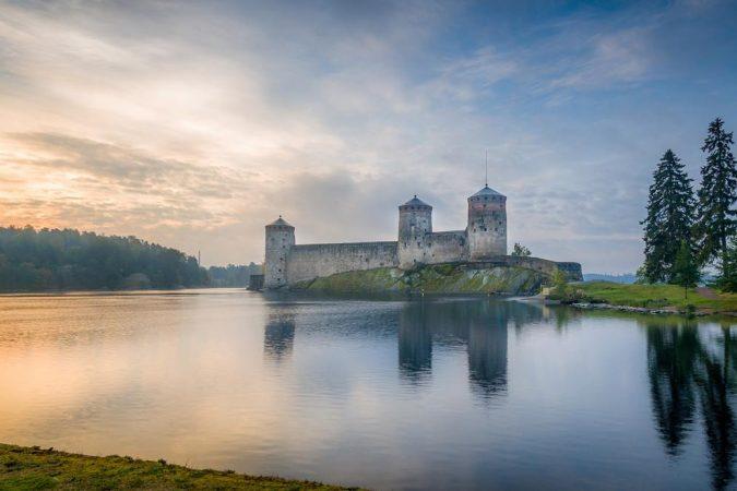 Operaresa till Savonlinna den 24‒27 juli 2020